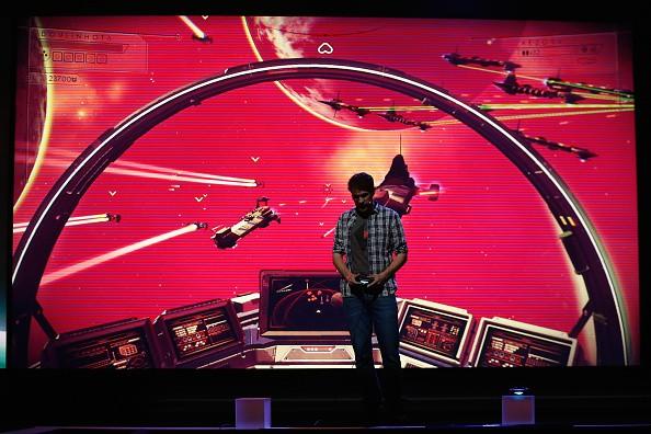 No Man's Sky New Trailer Shows How Trade Works