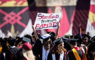 Stanford University Holds Commencement Ceremonies Amid Recent Controversial Rape Case