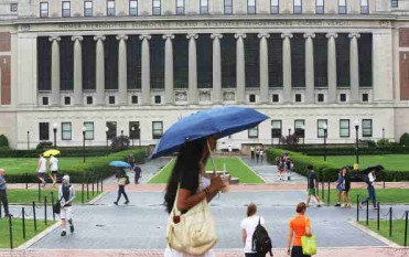 Columbia University's Medical Center will unveil its new Medical and Graduate Education building.