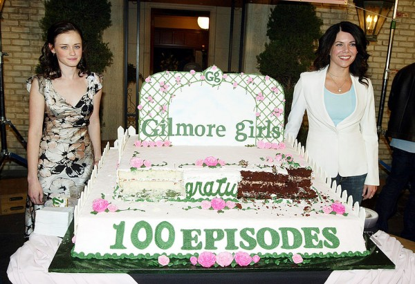 Netflix sets debut date for rebooted Gilmore Girls