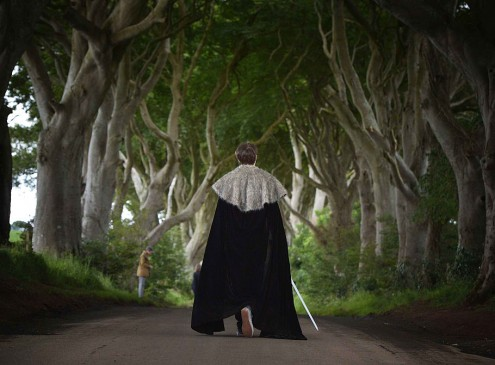 'Game of Thrones' Iconic Trees in Northern Ireland Slowly Disappearing