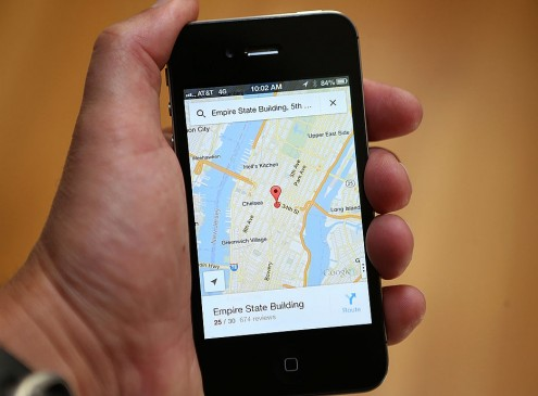 Google Maps To Get Smarter But Will Not Yet Offer Real-Time Parking Information