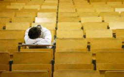 College students can be deprived of sleep at times but learning how to handle things can set them free.