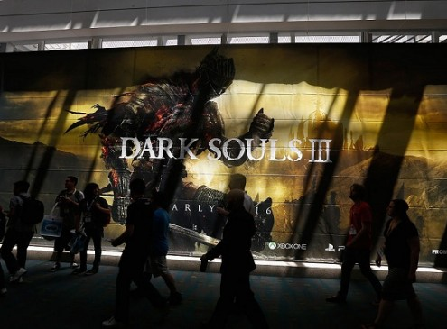 Dark Souls 3 News & Update: Dark Souls Still Dark On Nintendo Switch Launch Titles, May Come But Not Sure, Dark Souls To Get Serious On AI