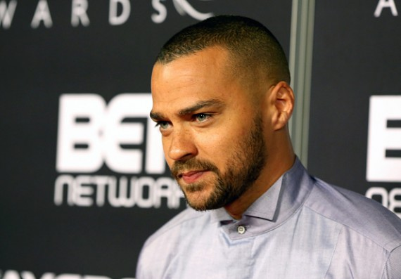 Actor Jesse Williams attends The Players' Awards presented by BET