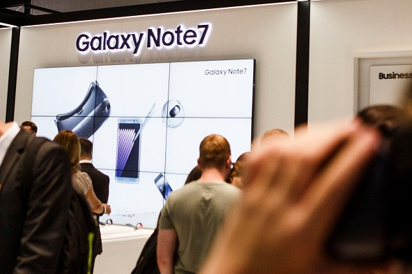 Samsung's Note 7 explodes in 6-year-old's hand