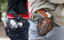 Texas has approved the campus carry law