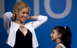 Shakira in Israel