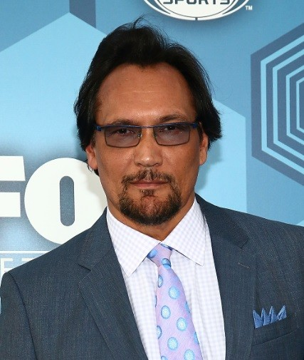 Jimmy Smits attends FOX 2016 Upfront Arrivals at Wollman Rink, Central Park