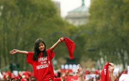 Rally Held In New York For Education Equality In New York City Schools