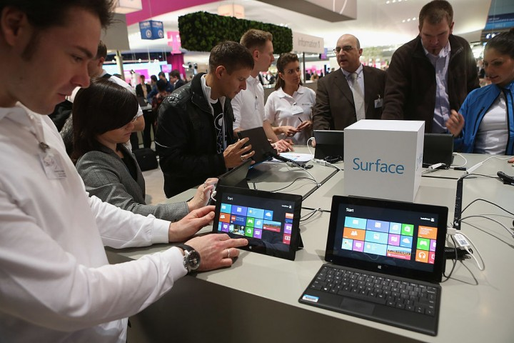 Microsoft Surface Pro 5 is expected to have a release date next year