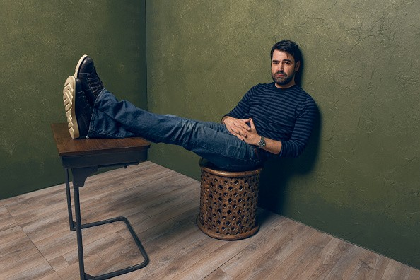 Actor Ron Livingston of 'Digging for Fire' poses for a portrait at the Village at the Lift Presented by McDonald's McCafe