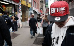 Pockets Of Bygone Gritty New York Remain On Manhattan's 8th Avenue