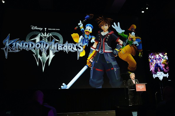 Kingdom hearts 3 release date xbox one