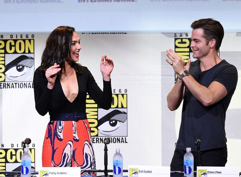 'Wonder Woman's' Chris Pine Denies Rumor On Multiple DCEU Characters [VIDEO]