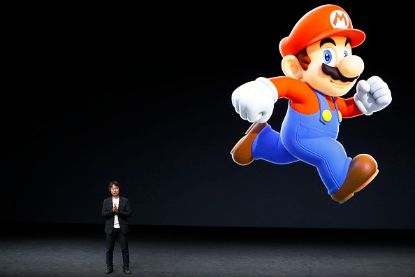 """Super Mario Run"" for Apple's new iPhone may be released by fall this year."