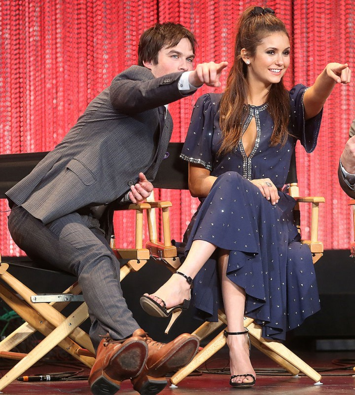 Nina Dobrev, Ian Somerhalder Rift Deeper Than Anticipated