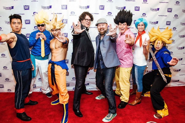 'Dragon Ball Z: Resurrection 'F'' New York Premiere