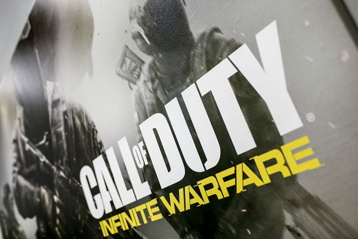 Hamilton to star in next Call of Duty game