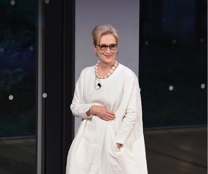 TimesTalks Presents Meryl Streep Discussing Her New Film 'Florence Foster Jenkins'