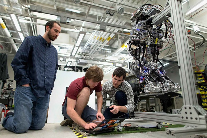 DARPA Robot Being Developed