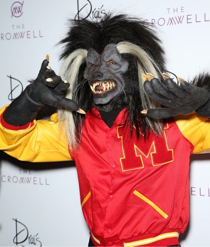 Drai's LIVE And Music Legend Quincy Jones Present THRILLER Featuring Hip-Hop Phenomenon Chris Brown Halloween At Drai's Nightclub