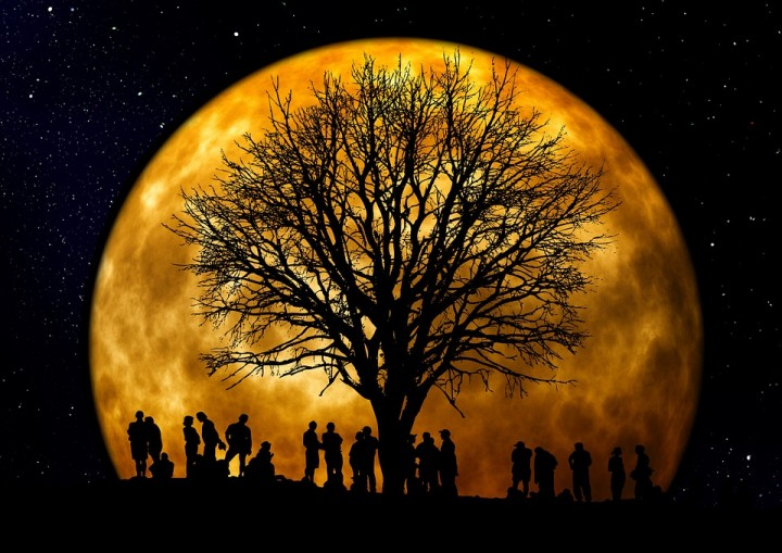 Ever since the Middle Ages, the full moon have been made popular by cultural beliefs