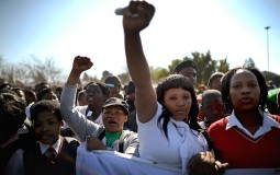 Youth Day Is Celebrated in South Africa