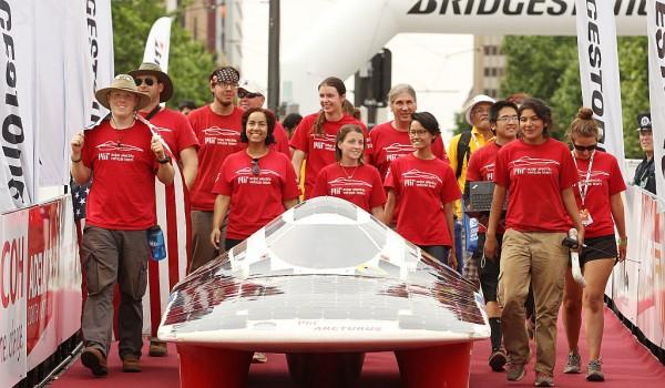 MIT at the World Solar Challenge