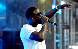 Recording artist Akon performs onstage during day 2 of the 2016 Coachella Valley Music & Arts Festival