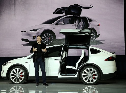 Elon Musk: Tesla Cars Ready For Self-Driving, Regulators Need To Catch Up