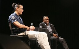 The New Yorker Festival 2016 - Jeremy Lin Talks With Vinson Cunningham