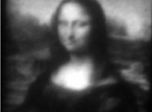 University Researchers Paint 'Mona Lisa' On the World's Smallest Canvas
