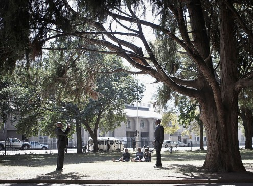 African University Shut Down After Student And Staff Protest