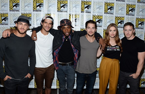 Comic-Con International 2016- 'Teen Wolf&#039 Press Line
