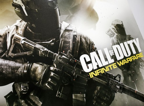 'Call Of Duty: Infinite Warfare' Leading UK's Christmas Charts; Patch 1.06 Causes Problems On Xbox One [VIDEO]