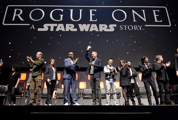 Rogue One: A Star Wars Story Novel Cover and Release Date Revealed
