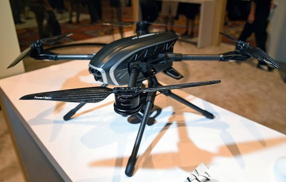 Carbon Fiber Drone