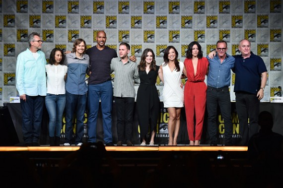 Comic-Con International 2016 - 'Marvel's Agents Of S.H.I.E.L.D' Panel