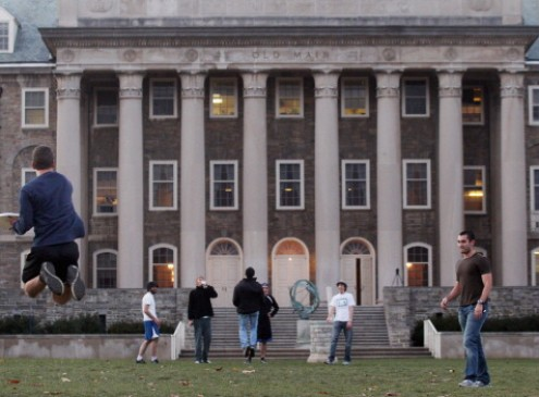 Pennsylvania State University Cracks Down Fraternities And Sororities