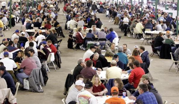 Massachusetts poker league