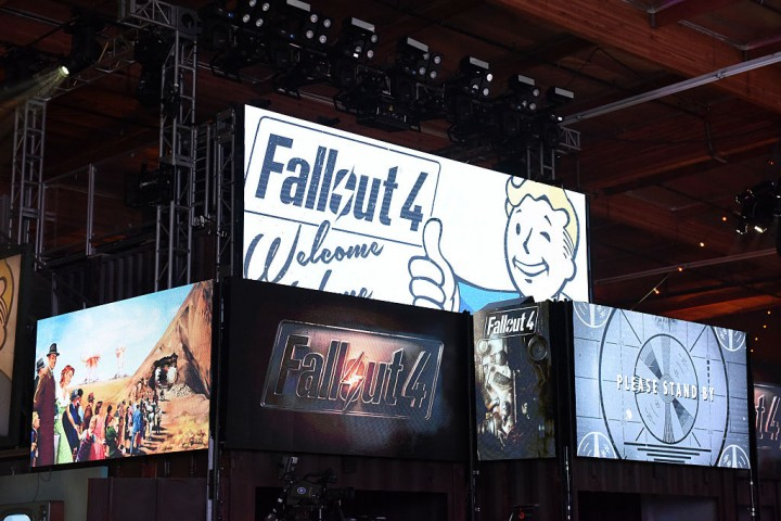 Fallout 4 version 1.8 brings mods to PS4 (at last)