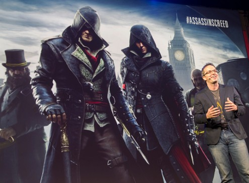 Less Scripted 'Assassin's Creed' Games Will Be Ubisoft's New Focus [VIDEO]