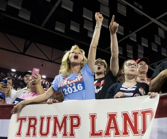 Donald Trump's supporters call themselves 'The New Counterculture'