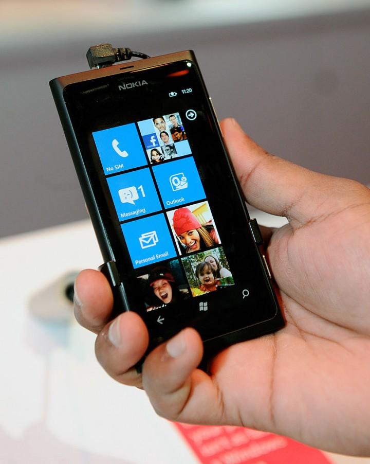 Biz Break: Nokia - yes, Nokia - phones are…