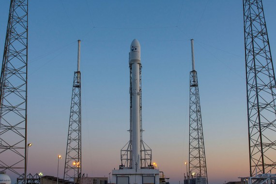 SpaceX may submit its investigation report on the Falcon 9 rocket blast