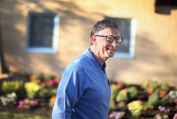 Bill Gates is a former student at Harvard University