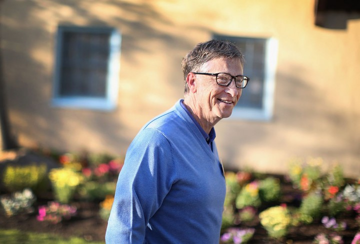 Bill Gates is a former student at Harvard University
