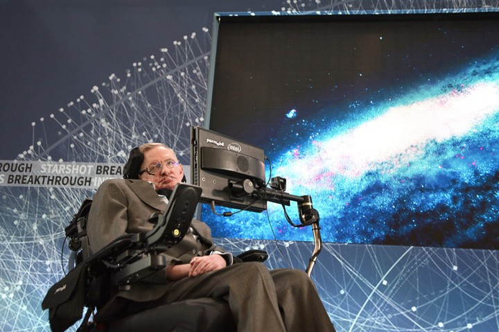 'Millions of lives are in danger': Stephen Hawking's powerful warning