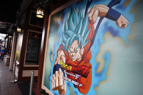 Dragon Ball Z: Resurrection 'F' San Diego Comic Con Opening Night VIP Party - Comic-Con International 2015